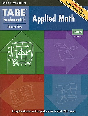 Applied Math, Level M By Steck-Vaughn (COR)